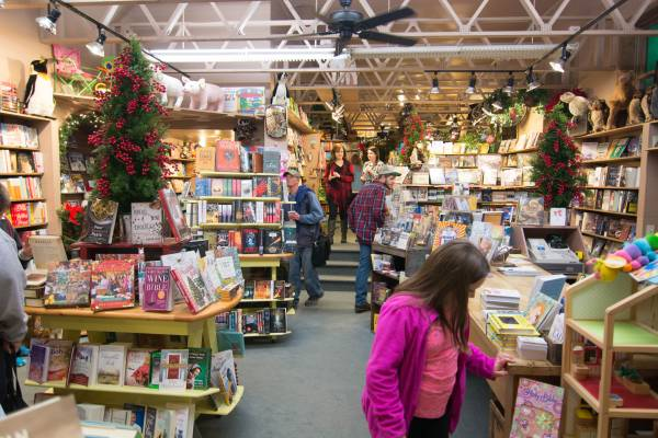 Bookstore in Oakland, Maryland