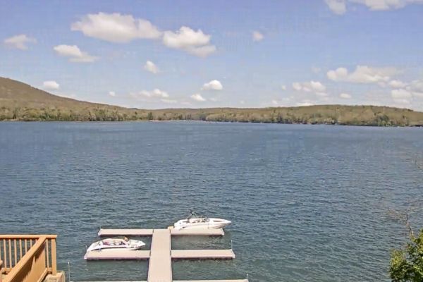Webcam view of weather at Deep Creek Lake