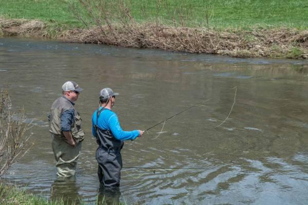 Fishing in Garrett County MD