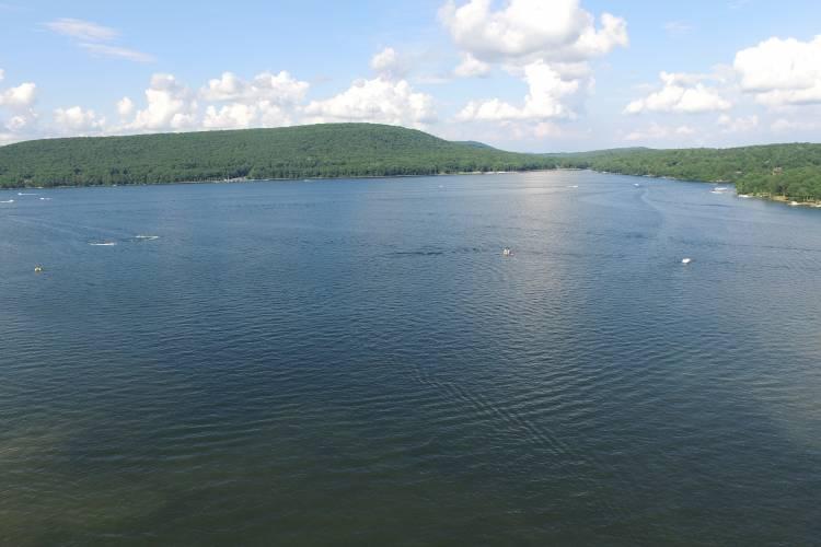 Summer at Deep Creek Lake