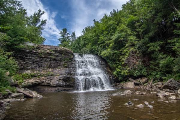 Swallow Falls State Park Garrett County, MD