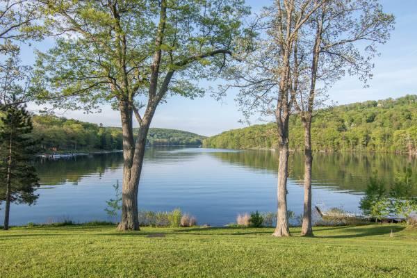 Spring Weather at Deep Creek Lake
