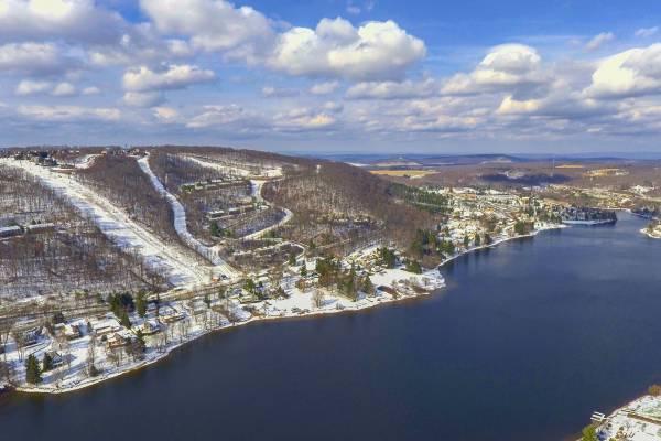Winter Weather at Deep Creek Lake