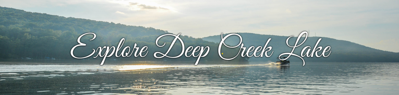 Deep Creek Lake Summer