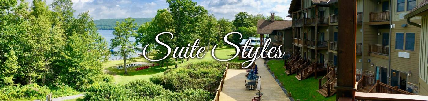 Hotel Suite Styles at Suites at Silver Tree