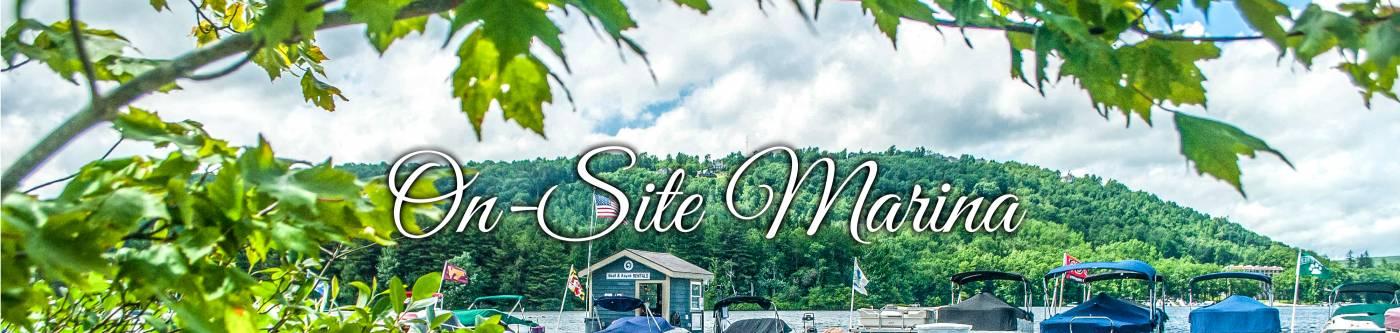 On-Site Marina: Silver Tree Marine