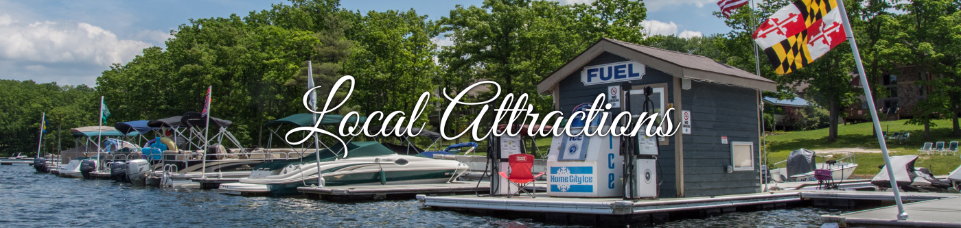 Local Attractions - Deep Creek Lake Activities